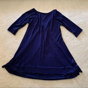 Three Dots Hi-Low Dress